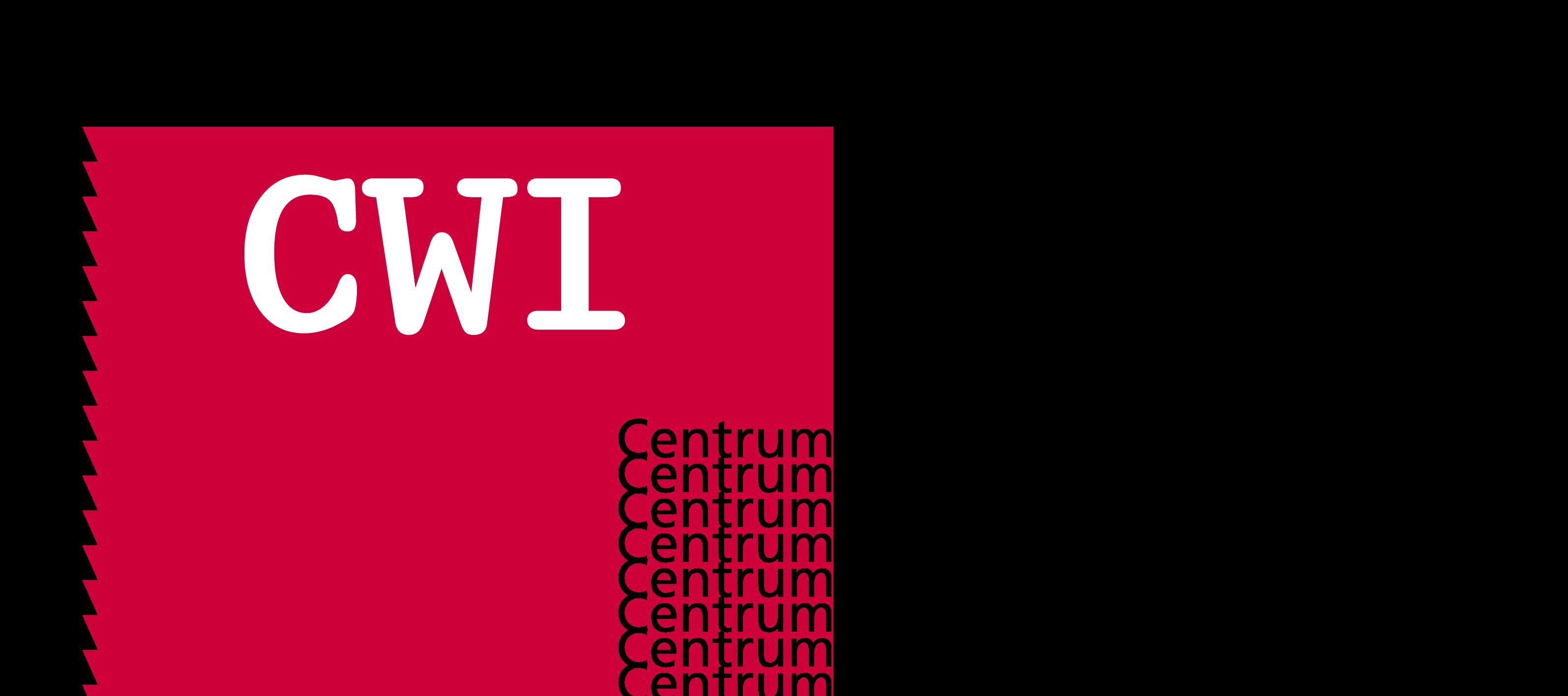 Logo Centrum Wiskunde & Informatica