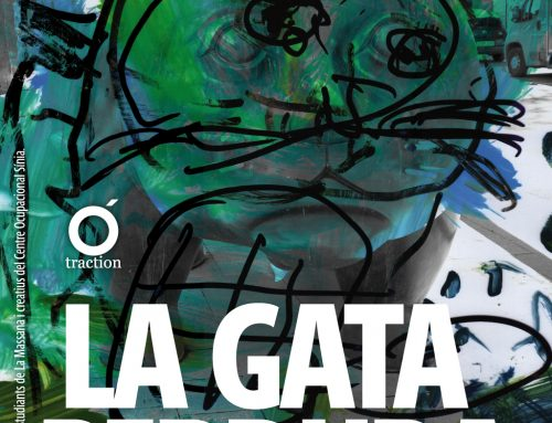 "Sinia Occupational Centre and Massana Design School create artwork for ""The Lost Cat"""